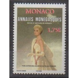 Monaco - 2002 - Nb 2365 - Royalty