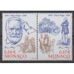 Monaco - 2002 - Nb 2361/2362 - Literature