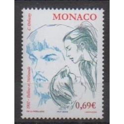 Monaco - 2002 - Nb 2360 - Music