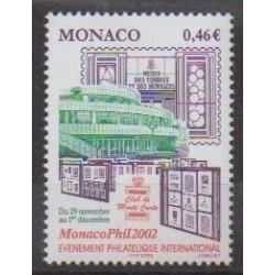 Monaco - 2002 - Nb 2353 - Philately