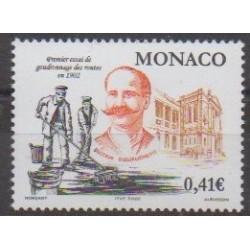 Monaco - 2002 - No 2352 - Sciences et Techniques