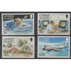 Cayman ( Islands) - 1991 - Nb 670/673 - Environment