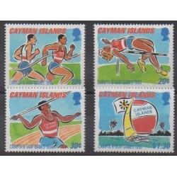 Cayman ( Islands) - 1995 - Nb 755/758 - Various sports