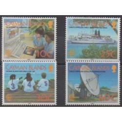 Caïmans (Iles) - 1997 - No 793/796 - Télécommunications