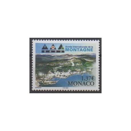 Monaco - 2002 - No 2355 - Sites