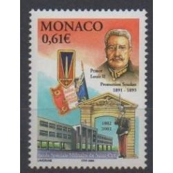 Monaco - 2002 - No 2381 - Royauté - Principauté