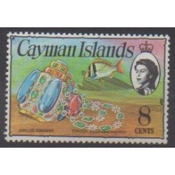 Cayman ( Islands) - 1975 - Nb 352 - Royalty