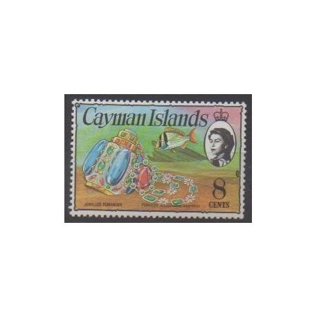 Caïmans (Iles) - 1975 - No 352 - Royauté - Principauté