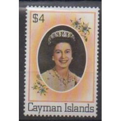 Cayman ( Islands) - 1980 - Nb 469 - Royalty