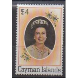 Caïmans (Iles) - 1980 - No 469 - Royauté - Principauté