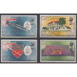 Caïmans (Iles) - 1982 - No 505/508 - Histoire