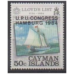 Cayman ( Islands) - 1984 - Nb 533 - Postal Service