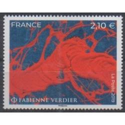 France - Poste - 2019 - No 5367 - Peinture