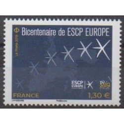 France - Poste - 2019 - No 5349 - Europe