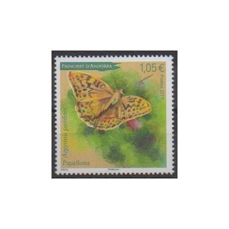 Andorre - 2019 - No 836 - Insectes