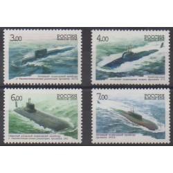 Russie - 2006 - No 6927/6930 - Navigation
