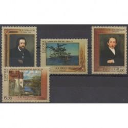 Russie - 2006 - No 6963/6966 - Peinture