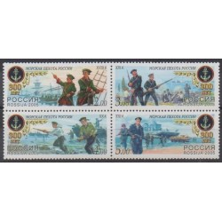 Russie - 2005 - No 6904/6907 - Histoire militaire