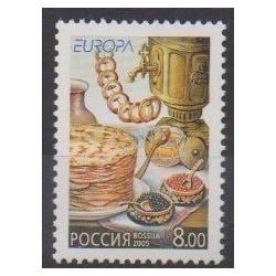 Russie - 2005 - No 6878 - Gastronomie - Europa