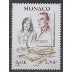 Monaco - 2001 - No 2300 - Littérature