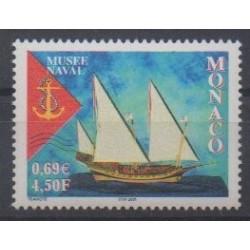 Monaco - 2001 - No 2304 - Navigation