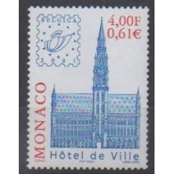 Monaco - 2001 - No 2302 - Monuments