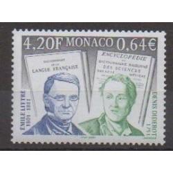 Monaco - 2001 - No 2308 - Littérature