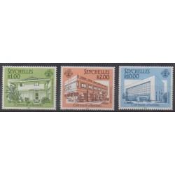 Seychelles - 1987 - Nb 631/633