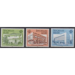 Seychelles - 1987 - No 631/633