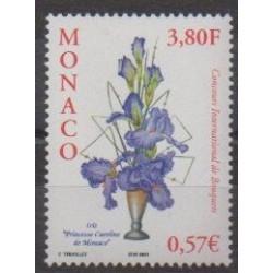 Monaco - 2000 - No 2282 - Fleurs