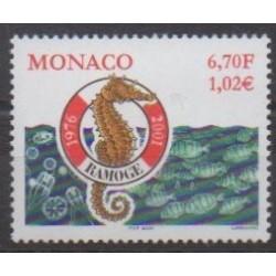 Monaco - 2000 - No 2284 - Environnement