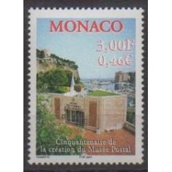 Monaco - 2000 - No 2279 - Service postal