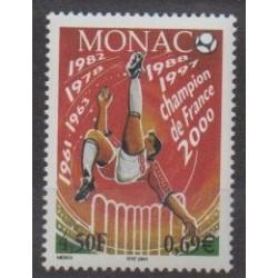 Monaco - 2000 - No 2294 - Football