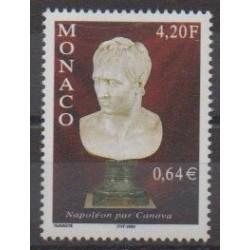 Monaco - 2000 - Nb 2230 - Art - Napoleon