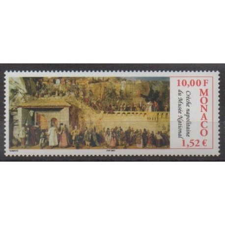 Monaco - 2000 - No 2288 - Noël