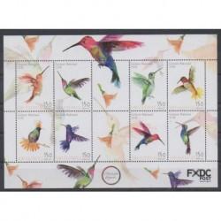 Caribbean Netherlands - Statia - 2018 - Nb 63/70 - Birds