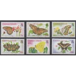 Caïmans (Iles) - 2005 - No 990/995 - Insectes