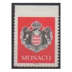 Monaco - 2000 - No 2280 - Armoiries