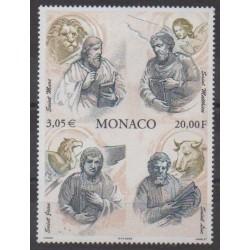Monaco - 2000 - No 2250 - Religion