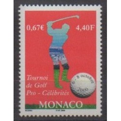 Monaco - 2000 - No 2254 - Sports divers