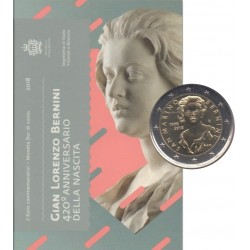 Saint-Marin - 2018 - 420e anniversaire de la naissance de Gian Lorenzo Bernini