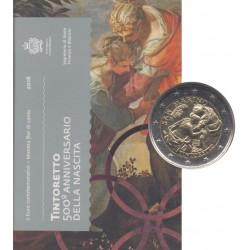 Saint-Marin - 2018 - 500e anniversaire de la naissance de Tintoretto