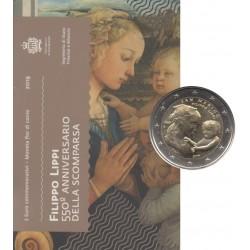 Saint-Marin - 2019 - 550 ans de la mort de Filippo Lippi