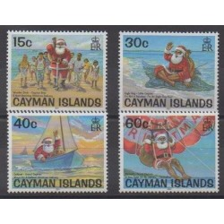 Caïmans (Iles) - 2001 - No 896/899 - Noël