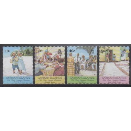 Caïmans (Iles) - 2000 - No 868/871 - Noël