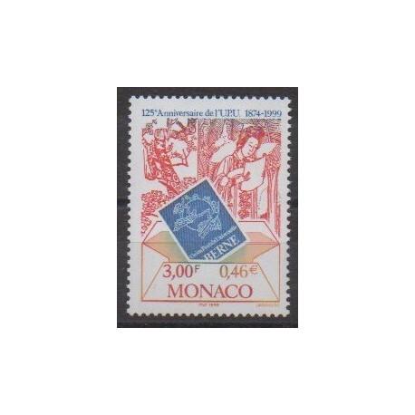 Monaco - 1999 - No 2216 - Service postal
