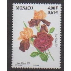 Monaco - 1999 - No 2217 - Roses