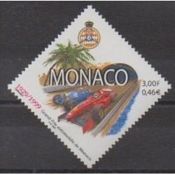 Monaco - 1999 - No 2200 - Voitures
