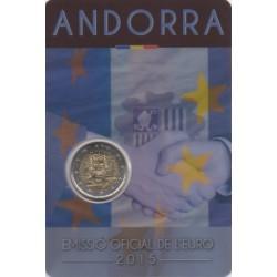 Andorre - 2015 - 25 ans de l'union douanière avec l'UE