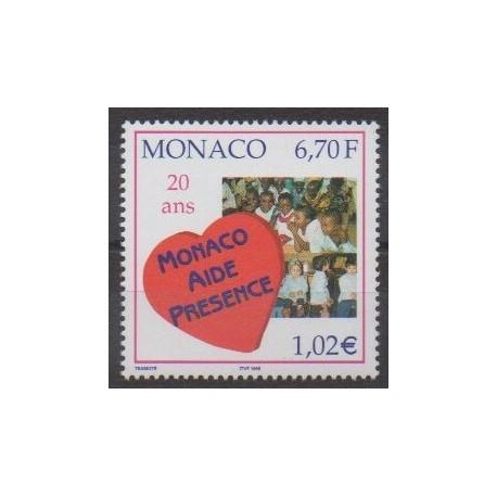 Monaco - 1999 - No 2191